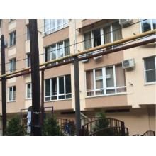 Свободная планировка кв., пер. Мостовой, 27, 4/5 этажей, площадь: 82/76/ кв.м.