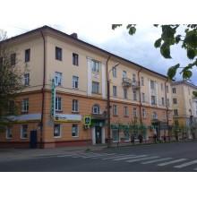 3 к-кв., ул. Большая Санкт-Петербургская, 7, 4/4 этажей, площадь: 87/60/10 кв.м.